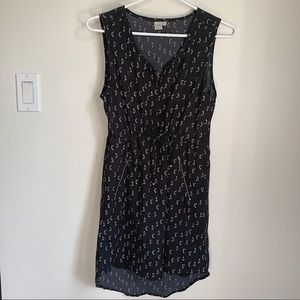 Twik by Simons dress with feather print